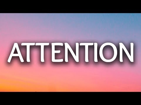 Charlie Puth – Attention (Lash Remix) [iTunes]