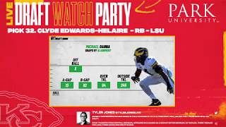 NFL Draft Day 3 Recap | Chiefs Watch Party