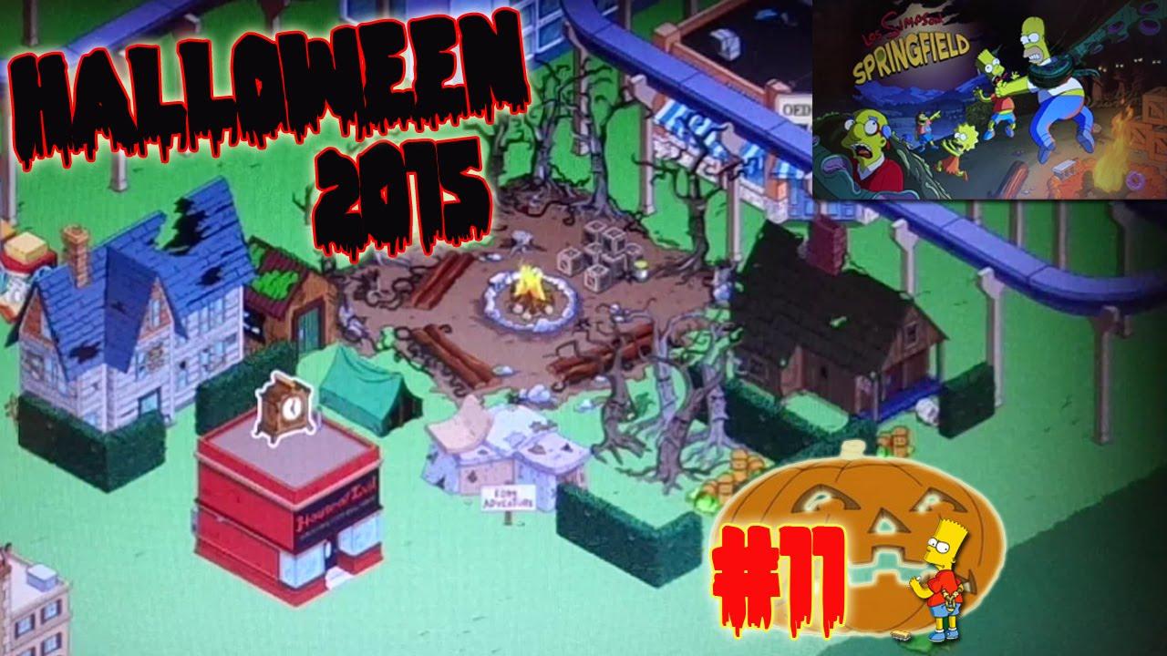 Ver Los Simpson Springfield «Halloween'15: Cap. 11 – Hugo Simpson, hermano gemelo de Bart» por Tony en Español Online