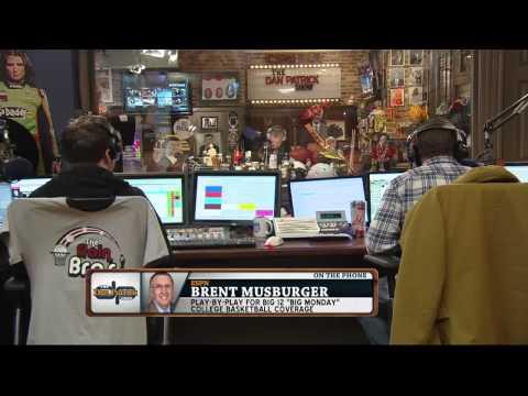 Brent Musburger on the Dan Patrick Show (Full Interview) 2/25/15