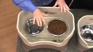 Neater Feeder Express Mess Proof Feeder for Extra Large Dogs with Meghan Murray