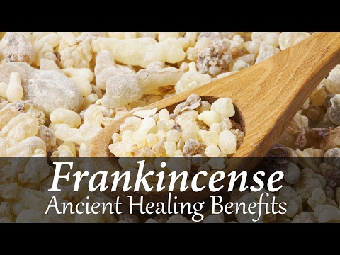 Video Ancient Healing Benefits of Frankincense | Natural Cures