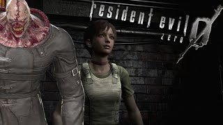 Resident Evil 0 Factory [Proto Tyrant/Nemesis Boss Fight]
