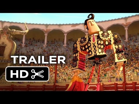 The Book of Life Commercial (2014) (Television Commercial)