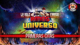 Amos del Universo .- Primeras Citas