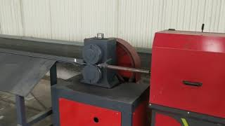 how to adjust wire heavy duty wire drawing and ribbed machine