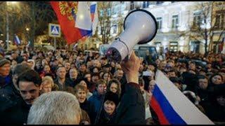 """Крымчане бунтуют: """"Зачем вы нас захватили? Твари, дайте работу!"""""""