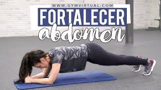¡Rutina para fortalecer el abdomen ¿Quién se anima