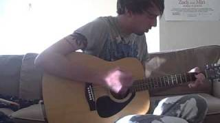 Running From Lions - All Time Low (Acoustic Cover)