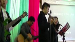 Marry You - Bruno Mars [REUNION LIVE @GrandCempakaHotel]