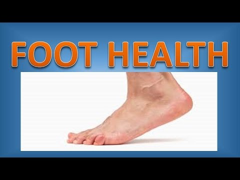 Video 9 Foot Problems Your Feet Reveal About Your Health