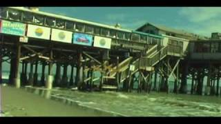 Great Lakes Crossing MI - Cocoa Beach Pier FL (The Adventures of the Blue Car) 01 of 42