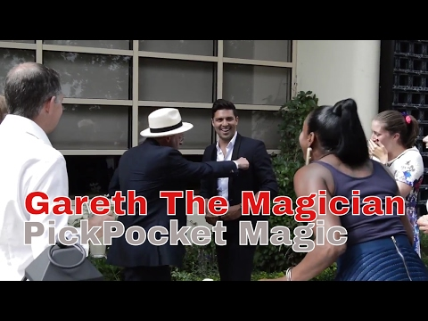 Gareth The Magician Video