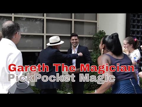 Gareth The Magician Video