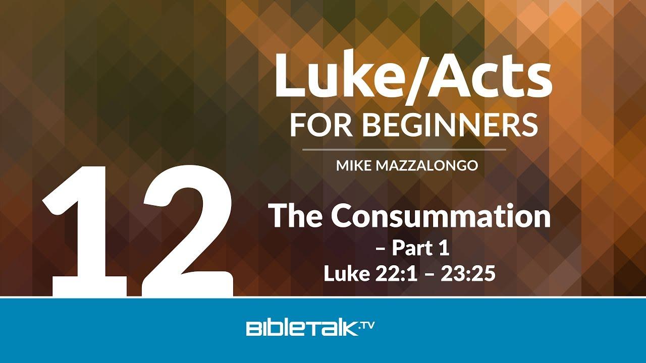 12. The Consummation