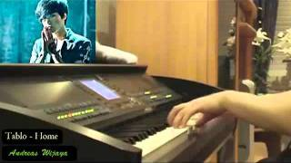 Home (집) - Tablo (타블로) feat. Lee Sora Piano (피아노) Cover Instrumental - Andreas Wijaya