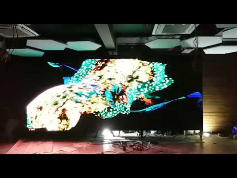 P6 Indoor LED Display Screen