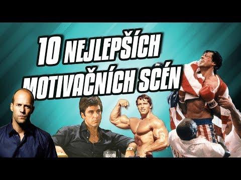 10 NEJLEPŠÍCH MOTIVAČNÍCH SCÉN!