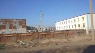 Вахтовый поселок Тенгиз.
