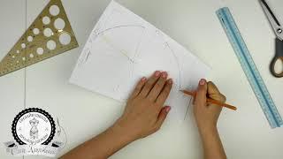 Проектирование фасона чашечки.