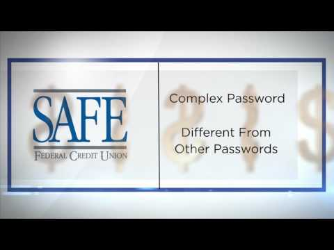 SAFE Financial Minute Online Banking