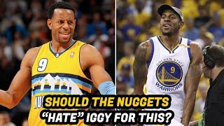 The Story of Andre Iguodala's One Year with the Denver Nuggets