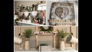 ❤️ NEW VALENTINES DOLLAR TREE DIYS WINDOW SHELF FOR UNDER $10 2020
