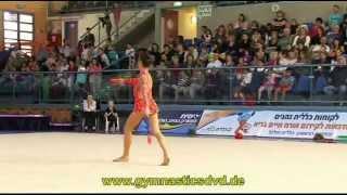 preview picture of video 'Grand-Prix Holon 2013 - Senior - 13 - Anna Trubnikova'