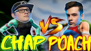 Liquid Chap vs Liquid Poach 1v1s during Solo scrims! *BOTH POV*