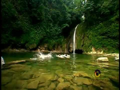 Famosos lugares turisticos de Guatemala