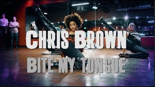 Bite My Tongue | Chris Brown | Brinn Nicole Choreography