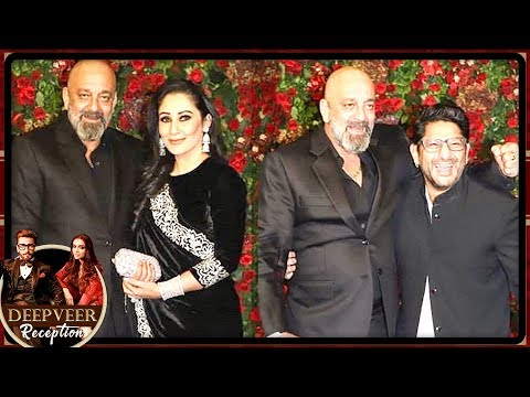 Sanjay Dutt In NEW BALD Look With Arshad Warsi And