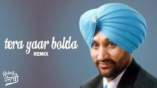Tera Yaar Bolda  Surjit Bindrakhia  Dj Hans & Dj Sharoon Refix  Bindrakhia Punjabi Songs