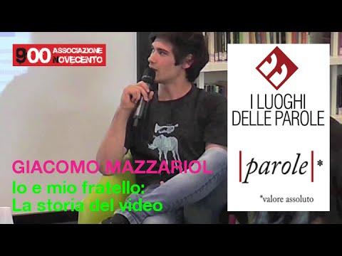 Veure vídeoGiacomo Mazzariol: perché io e mio fratello abbiamo girato il video