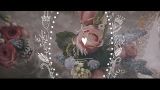Boho Style Wedding Shoot / Boho Chic Weddingfilm Inspiration / Bohemian Weddingvideo