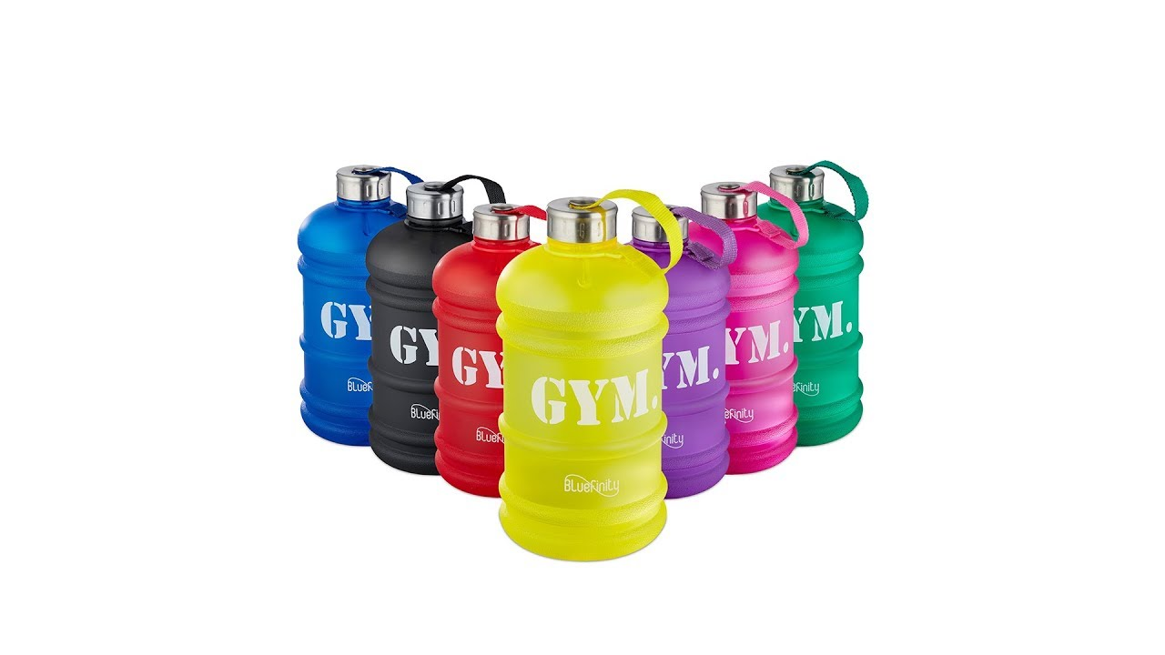 Video von: XXL Water Jug 2,2l GYM