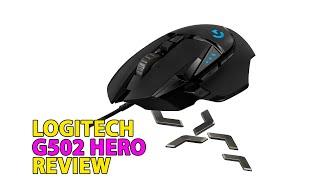 Logitech G502 Hero Review: That New Sensor Smell