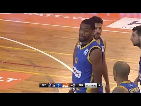 Basket League 2019-2020: ΛΑΥΡΙΟ – ΠΕΡΙΣΤΕΡΙ | 01/02/2020 | ΕΡΤ