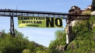preview picture of video 'Almacén de Residuos Nucleares Villar de Cañas (Cuenca) /  Nuclear Waste Storage [IGEO.TV]'