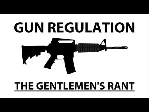 Názor gentlemanů na zbraně