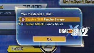 Double Crystal Raids Gives GUARANTEED Skill Drops  - Dragon Ball Xenoverse 2