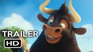Ferdinand Official Trailer #3 (2017) John Cena Animated Movie HD