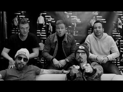 Backstreet Boys saludan a sus fans chilenos | Festival de Viña del Mar 2019