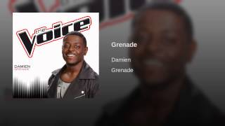 Grenade (The Voice Performance)