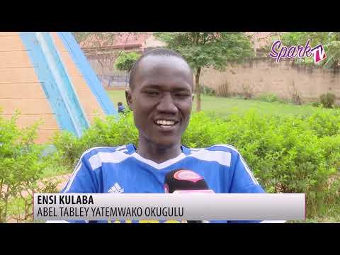 ENSI KULABA: Abel Tabley yatemebwako okugulu nga akyali muto