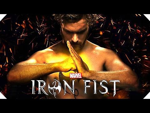 IRON FIST (Série Marvel, 2017) - Bande Annonce VF Officielle