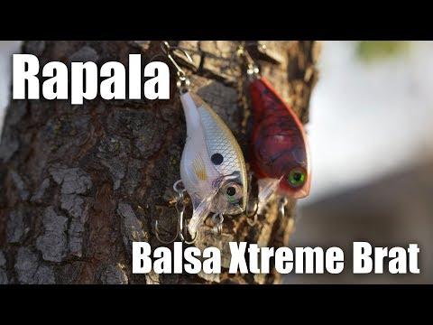 Воблер RAPALA BX Brat BXB03-HAY фото №1