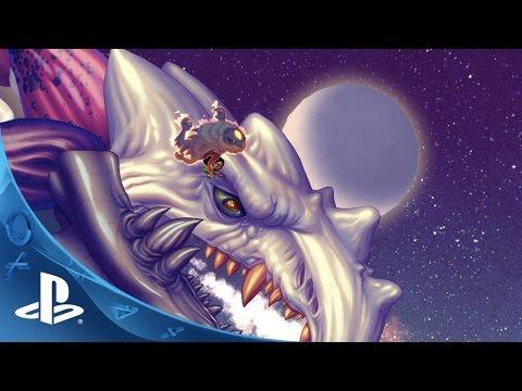 EarthNight - E3 2015 Gameplay Trailer | PS4, PS Vita thumbnail