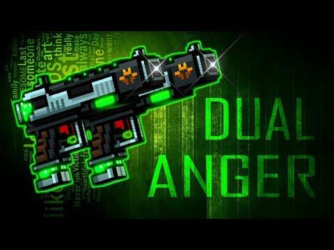 DUAL ANGER - Pixel GuN 3D - Super Mutant Set