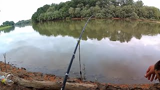 Рыбалка на протоке краснодарский край